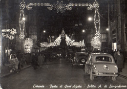 Ctania : Festa Di S. Agata - Salita A. Di Sangiuliano - Catania