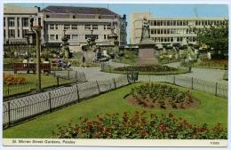PAISLEY : ST MIRREN STREET GARDENS - Renfrewshire