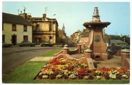 GIRVAN : CROSS AND DALRYMPLE STREET - Ayrshire