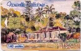 NEW CALEDONIA : 140u 10/94 50.000 Ex - Nouvelle-Calédonie