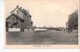 7.Herentals - Het Station - Herentals