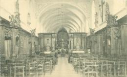 BOIS-SEIGNEUR-ISAAC - Abbaye Des Prémontrés - La Chapelle Intérieure - Braine-l'Alleud