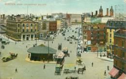 BOSTON - Haymarket Square - Boston