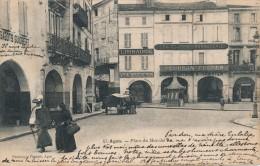 47 - AGEN - Lot-et-Garonne - Place Du Marché - Agen