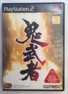 PS2 Japanese : Onimusha  SLPM 65010 - Sony PlayStation