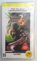 PSP  Japanese : Monster Hunter Portable 2nd G   ULJM 08019 - Sony PlayStation
