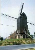 WERVIK (W.Vl.) - Molen/moulin - Historische Opname Uit 1973 Van De Kruisekemolen, Afgebroken In 1985. - Wervik