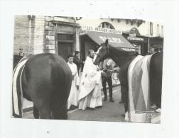 Cp , Photographe : Clause Fagé , Tirage 500 Ex. , Vierge , 1985, Bénédiction Des Chevaux , Châlon Sur Saône , 71 - Illustrateurs & Photographes