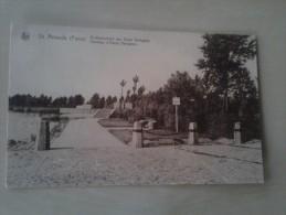 Sint Amands Grafmonument Van Emile Verhaeren - Sint-Amands