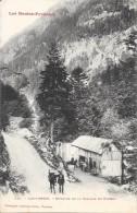CAUTERETS - 6 5 -  Buvette Et La  Cascade De Cerirey  - VANH - - Cauterets