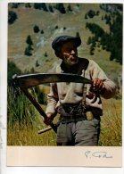 IMAGES DE LA VIE RURALE . LE FAUCHEUR - Réf. N°14562 - - Landbouw