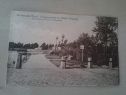 Sint Amands Grafmonument Van Emiel Verhaeren - Sint-Amands