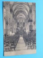 Minderbroederskerk  Lokeren Mariamaand ( Van De Vijver ) Anno 1937 ( Zie/voir Foto Voor Details ) !! - Lokeren