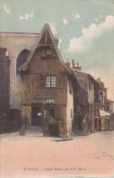 Cp , 42 , ROANNE , Vieille Maison Du XVe S. - Roanne