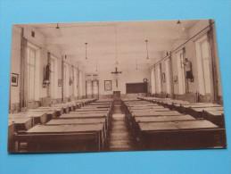 St. Antoinius-college Minderbroeders Studiezaal ( Thill ) Anno 1937 ( Zie/voir Foto Voor Details ) !! - Lokeren