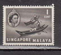 SINGAPOUR *  YT N° 28 - Singapour (...-1959)