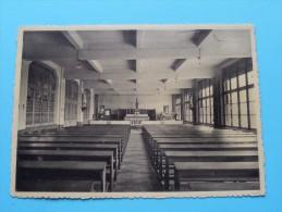 St-Jan Berchmanscollega Voorloopige Kapel ( Thill ) Mol - Anno 19?? ( Zie/voir Foto Voor Details ) !! - Mol