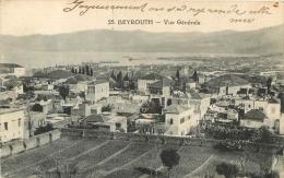 BEYROUTH VUE GENERALE - Liban