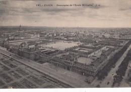 Cp , 75 , PARIS , Panorama De L'École Militaire - Sonstige Sehenswürdigkeiten