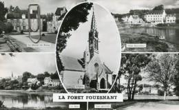 LA FORET FOUESNANT -29- MULTIVUES - La Forêt-Fouesnant