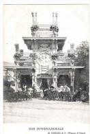 ITALIE Bar Internazionale Di Vedani Piazza D'Armi Esposizione Di MILANO 1906 - Milano (Mailand)