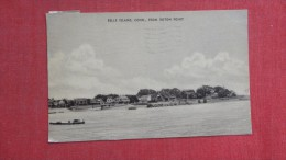 - Connecticut Belle Island ====    =====ref 61 - Unclassified