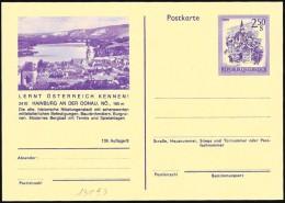 Austria/Autriche: Intero, Stationery, Entier, Località Turistca, Station Touristique, Tourist Resort, Lago, Lac, Lake - Aardrijkskunde