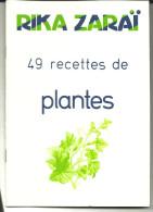 Rika ZARAI 49 Recettes De Plantes - Health