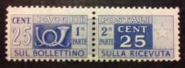 ITALIA 1946 - N° Catalogo Unificato 66 Nuovo ** - 6. 1946-.. Republic