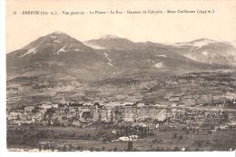 Embrun (Gap-Hautes-Alpes)-+/-1910-Vue Générale-Le Roc-Hameau De Caleyre-Mont Guillaume-2544m - Embrun