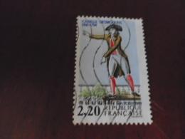 FRANCE TIMBRE OBLITERE   YVERT N°2594 - Frankreich