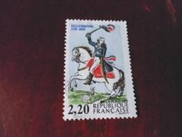 FRANCE TIMBRE OBLITERE   YVERT N°2595 - Frankreich