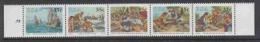 Ciskei 1992 The Postal Stone Strip 5v ** Mnh (27322A) - Ciskei