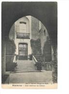 Rambures - Cour Intérieure Du Chateau - France