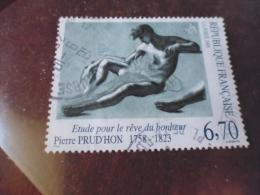 FRANCE TIMBRE OBLITERE   YVERT N°2927 - France