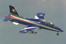 AERMACCHI MB 339 PAN AIRPLANE MILITARY ITALIAN AERONAUTICA - 1946-....: Ere Moderne