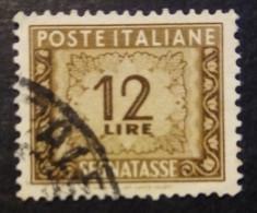 ITALIA 1947 - N° Catalogo Unificato 105 - 6. 1946-.. Republik