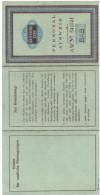 PERSONALAUSWEIS / PASSPORT - Deutschland, Britische Zone, Korbach - Historische Dokumente
