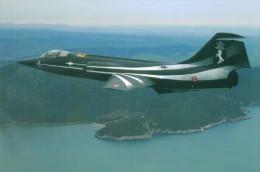 AERITALIA F 104 ASA M AIRPLANE MILITARY ITALIAN AERONAUTICA - 1946-....: Ere Moderne