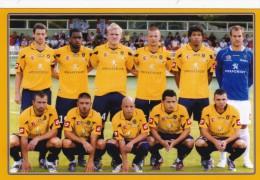 Carte De Stade De: SOCHAUX        FRANCE  FOOTBALL CLUB SOCHAUX-MONTBELIARD   SAISON    2010-2011   #  SE. 354 - Fussball