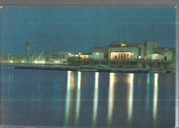 BARI LUNGOMARE NOTTURNO.PANORAMA.VIAGGIATA ..1977.FG.C16321.T - Bari