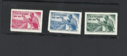O) 1958 URUGUAY, SCHOOL , POPE PIO XII, SET MNH - Uruguay