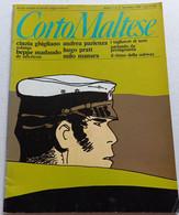 CORTO MALTESE ANNO PRIMA NUMERO 2 DEL  NOVEMBRE 1983 (CART 77) - Corto Maltese