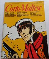 CORTO MALTESE ANNO PRIMA NUMERO 1 DEL OTTOBRE 1983  ( CART 77) - Corto Maltese