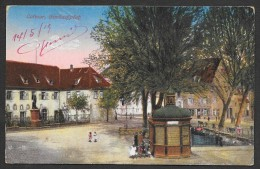 COLMAR Colorisée Simbachhplatz (Luib) Haut Rhin (68) - Colmar