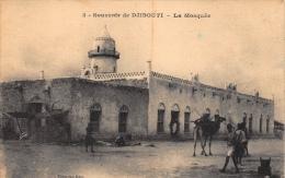 Djibouti  La Mosquée          A 708 - Djibouti