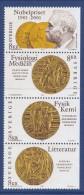 Sweden 2001 Facit #  2249-2252. The Nobel Price Centenary, MNH (**) - Nuevos