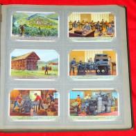 Album LIEBIG - 270 Chromos - Moulins - Sahara - Egypte - Fabrication Tabac - Géants - Christ. Colomb - Indiens - Afrique - Liebig