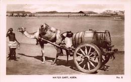 Water Cart    Waterkar    Yemen         A 730 - Yémen