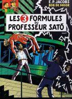 E.P. Jacob - BOB DE MOOR - Les 3 Formules Du Professeur Sato - Tome 2 - Jacobs E.P.